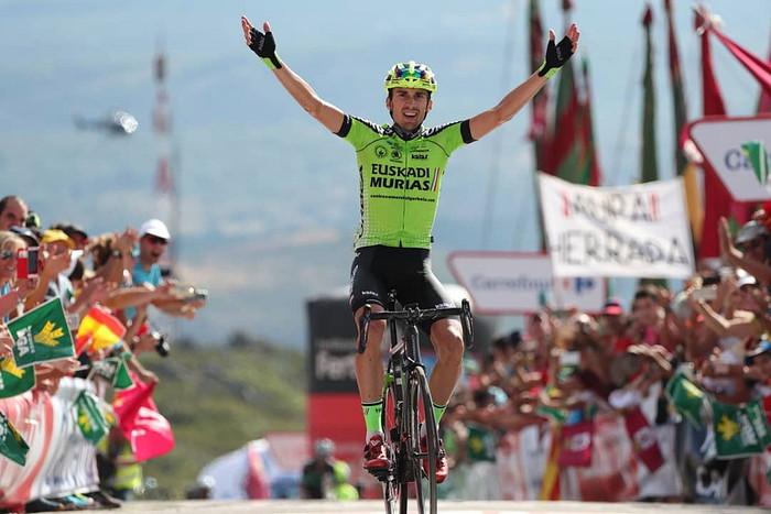 オスカル・ロドリゲス勝利の瞬間
