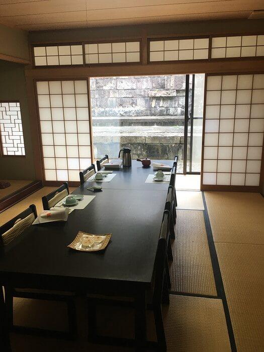 萬福寺食事部屋