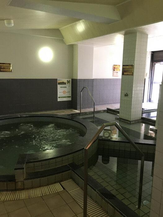 「国民宿舎」温泉