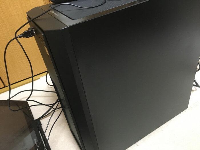 可愛い自作PC