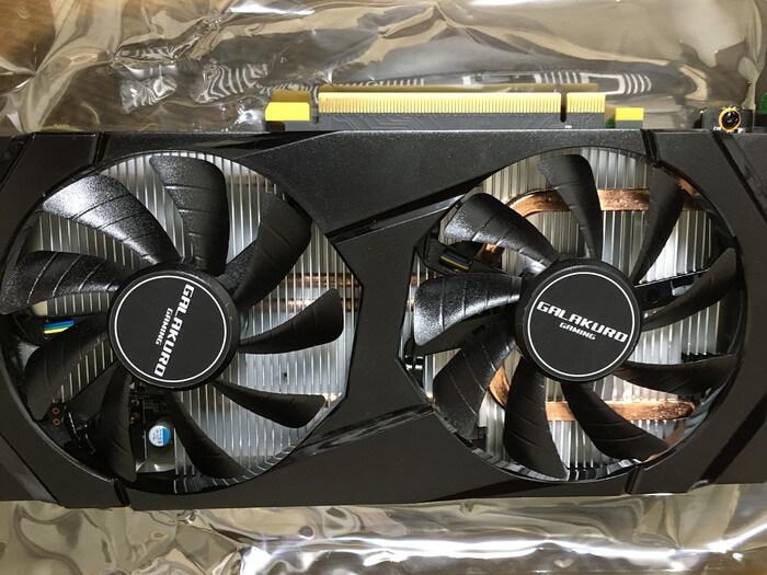GPU開封