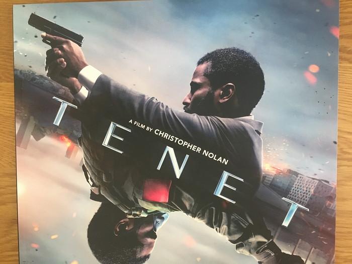 『TENET』パンフレットを購入